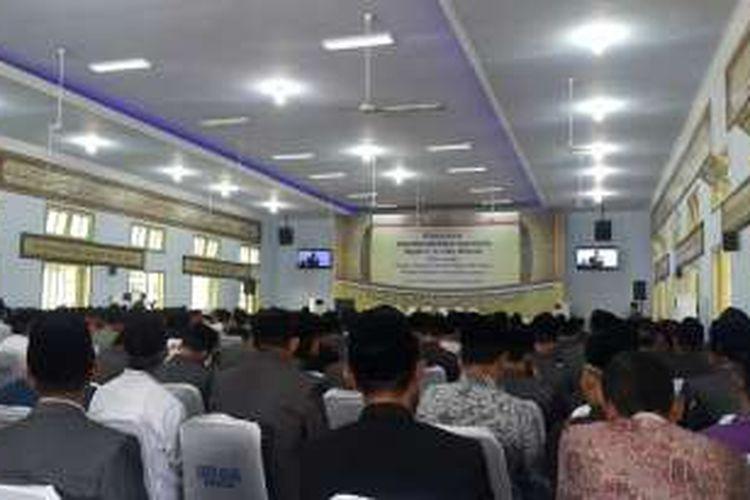 Di Ponorogo Jokowi Akan Resmikan Pembangunan Menara Baru Masjid