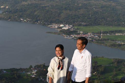 Hari Ini, Jokowi Kunjungi Sejumlah Pengembangan Wisata di Danau Toba
