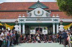 Keraton Yogyakarta Tiadakan Grebeg Maulud dan Sekaten 2020