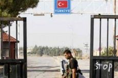 Cegah Pengungsi dan Penyelundup, Turki Bangun Tembok di Perbatasan Suriah
