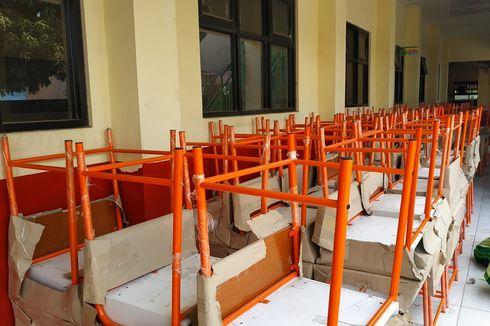 Begini Penjelasan Pemerintah soal Ketiadaan Meja dan Kursi di SDN Jatimulya 09 Bekasi
