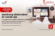 Silaturahmi di Hari Raya Tetap Hangat Lewat Aplikasi E-sungkeman Persembahan IndiHome
