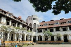 Wisata ke Museum Lawang Sewu, Kini Pengunjung Bisa Bayar Cashless