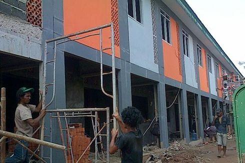 Kampung Deret di Jakarta Utara Laris Manis