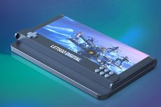 Samsung Siapkan Ponsel Layar Lipat Khusus Gaming?
