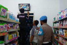 Maling Bobol Minimarket, Makanan Kedaluwarsa Dibawa Kabur