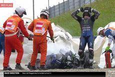 Analisis Valentino Rossi soal Rem Blong yang Dialami Motor Vinales