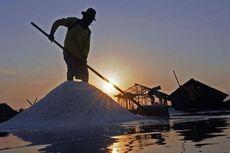 Stok Garam Nasional Cukup Sampai 6 Bulan ke Depan