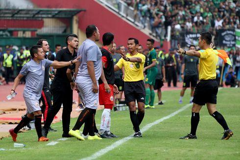 Tersinggung Selebrasi Pemain Asing Persebaya, Pelatih Persija Ingatkan soal Respek