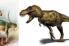 Saudara T Rex Ini Justru Pemakan Tumbuhan