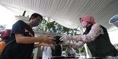 Pandemi Covid-19, Jabar Bergerak Sediakan 500 Porsi Makan Siang Gratis Per Hari