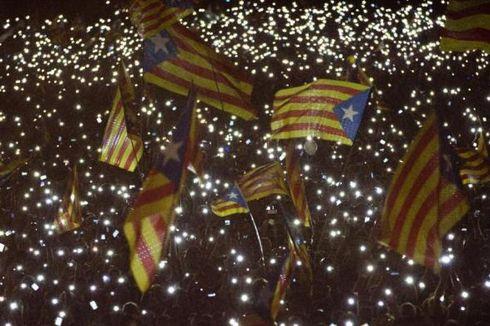 Menang Pemilu, Kubu Separatis Siap Merdekakan Catalan dari Spanyol