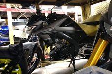 Intip Persiapan Pameran Sepeda Motor