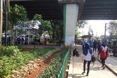 PT KCJ Siap Kerja Sama Tertibkan Angkutan Umum di Sekitar Stasiun