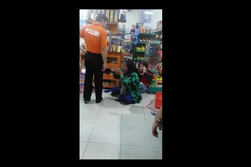Viral, Video Pemilik Minimarket Berkaus