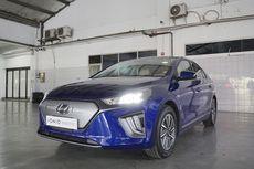 Lebih Dekat dengan Mobil Listrik Hyundai Ioniq [VIDEO]