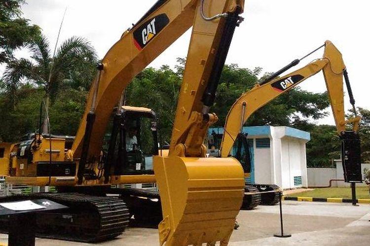 PT Trakindo Utama (Trakindo). penyedia solusi alat berat Caterpillar kembali memperkenalkan produk excavator hidrolik kelas 20 ton terbarunya, yakni CAT 320D2 GC.