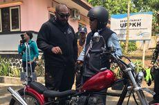Basuki Hadimuljono, Menteri PUPR yang Hobi Naik Motor