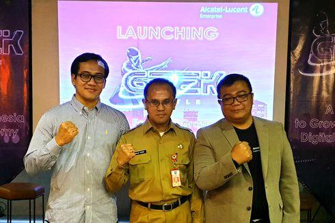 Alcatel-Lucent Gelar Kompetisi Beasiswa Android Geek Battle