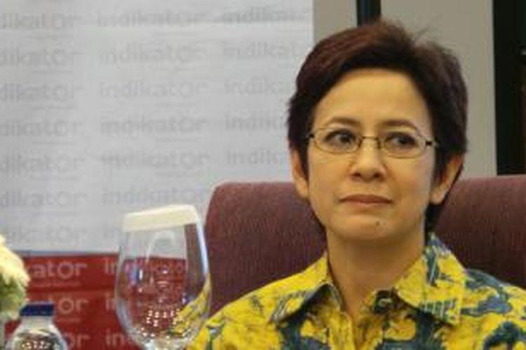 Wakil Sekretaris Jenderal Partai Golkar Nurul Arifin