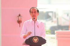 Jokowi: Mobilitas Warga di Tempat Wisata Tinggi Sekali Selama Lebaran