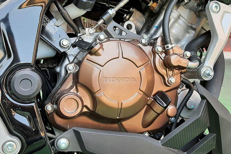 Mesin Honda All New CB150R StreetFire