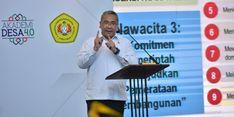Mendes PDTT Harap Lulusan Akademi Desa 4.0 Bisa Gerakan Ekonomi Desa