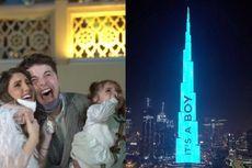 Umumkan Jenis Kelamin Bayi di Burj Khalifa, YouTuber Ini Banjir Kritik