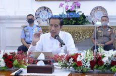 Jokowi Sebut 2 Orang yang Terpapar Virus Corona B.1.1.7 Sudah Sembuh