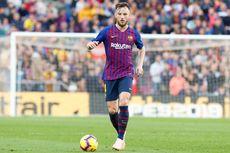 Iniesta Memohon Ivan Rakitic untuk Bertahan bersama Barcelona