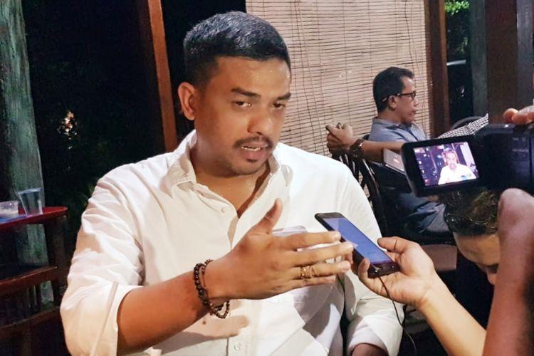 Wasekjen DPP Golkar Maman Abdurahman