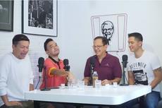 Pernah Main Sinetron, Ruben Onsu: Kalau Enggak Lima Scene Honor 50 Persen