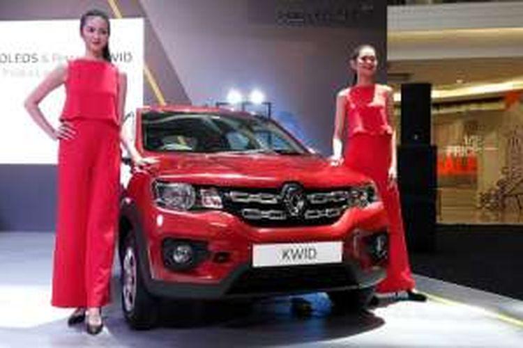 Renault KWid hadir di INdonesia
