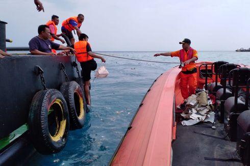 Evakuasi Korban dan Serpihan Pesawat Lion Air JT 610 Dilakukan di 3 Titik