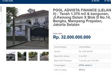 5 Rumah Mewah di Jakarta Ini Akan Dilelang secara Online, Cek Harganya
