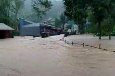 Banjir Bandang Landa Tasikmalaya, 2 Mobil Terseret Arus, 270 Rumah di 3 Kecamatan Terendam