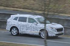 Habis Facelift, Muncul Bocoran Honda CR-V Generasi Keenam