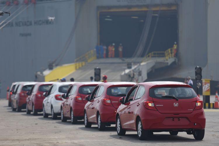 Ekspor Honda Brio ke Filipina