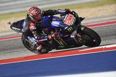 Quartararo Sebut Kondisi Sirkuit Austin Sekarang Bukan untuk MotoGP