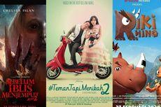 3 Film Indonesia yang Tayang Hari Ini, dari Horor sampai Animasi