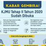 Kartu Jakarta Mahasiswa Unggul 2020 Tahap 2 Dibuka, Ini Cara Daftar