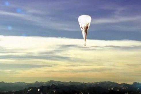 Balon Internet Google Segera Masuk Indonesia