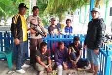 Poilsi Ringkus 5 Nelayan yang Tangkap Ikan dengan Bom di Laut Kepri