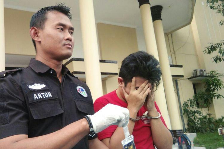 Pengedar sabu dengan bungkus kopi bubuk diamankan polisi
