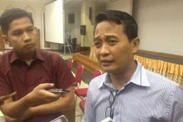 Wakil Ketua Ikatan Dokter Indonesia, Daeng Mohammad Faqih.