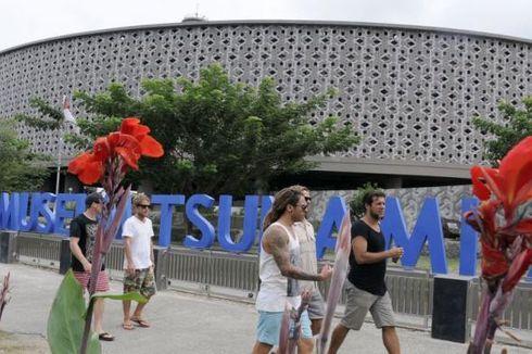 Museum Tsunami Aceh Terbengkalai