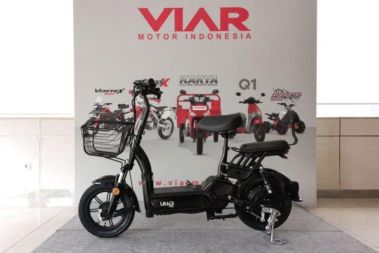 Sepeda listrik Viar Uno