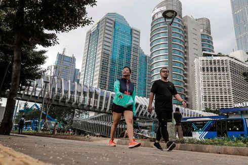 2 Tahun Anies Pimpin DKI, Pemprov Jakarta Klaim Trotoar Makin Nyaman dan Transportasi Terintegrasi
