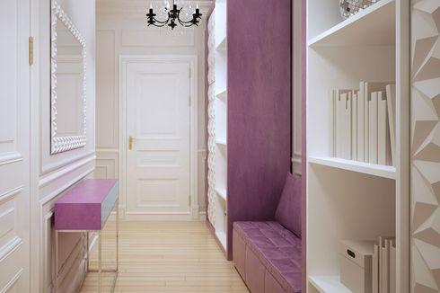 4 Cara Manfaatkan Dinding Lorong Rumah