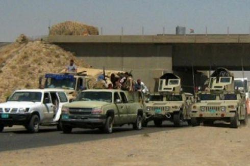 AS Siap Bantu Irak Melawan Militan ISIS